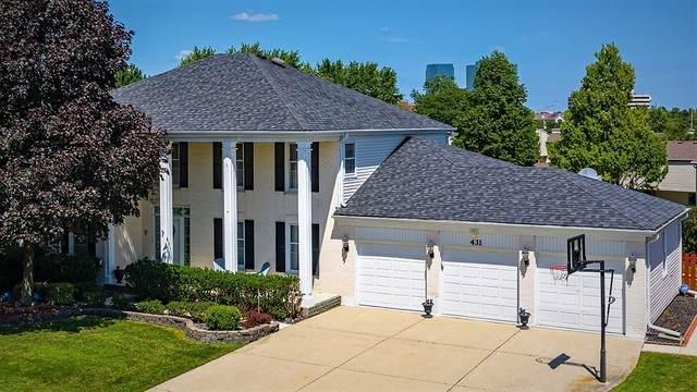 431 Woodcroft Court, Schaumburg, IL 60173 (MLS #10787931) :: Schoon Family Group