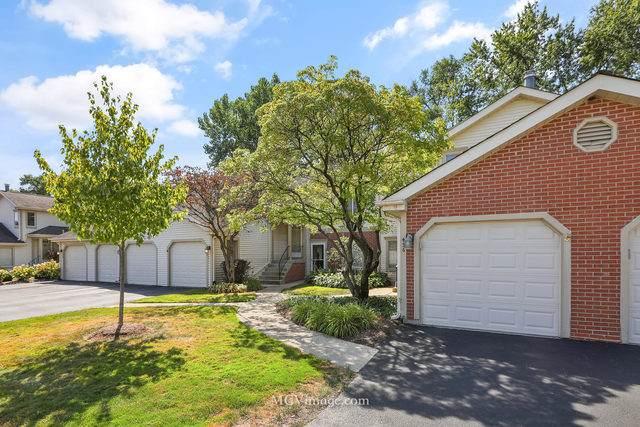 436 58th Place #436, Hinsdale, IL 60521 (MLS #10789001) :: John Lyons Real Estate