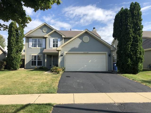 1115 Lakewood Circle, Naperville, IL 60540 (MLS #10789713) :: Littlefield Group