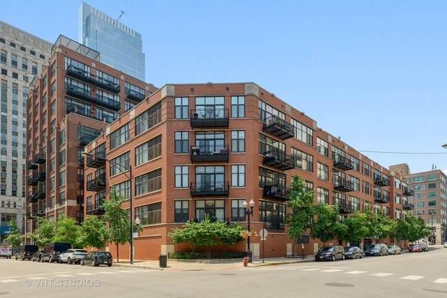 333 W Hubbard Street #811, Chicago, IL 60654 (MLS #10791223) :: John Lyons Real Estate