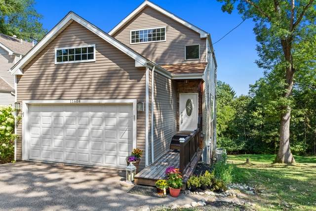 11608 Center Drive, Algonquin, IL 60102 (MLS #10793849) :: Suburban Life Realty