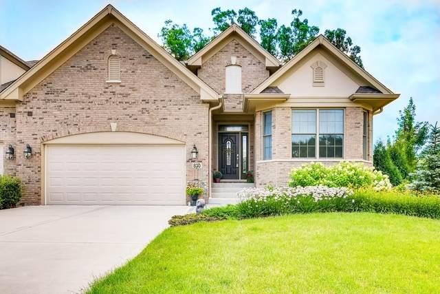 830 Woodglen Lane, Lemont, IL 60439 (MLS #10794569) :: John Lyons Real Estate