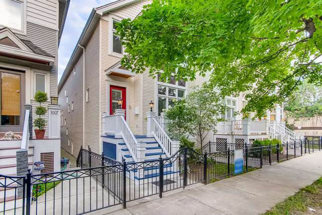 3005 N Oakley Avenue, Chicago, IL 60618 (MLS #10796863) :: Angela Walker Homes Real Estate Group