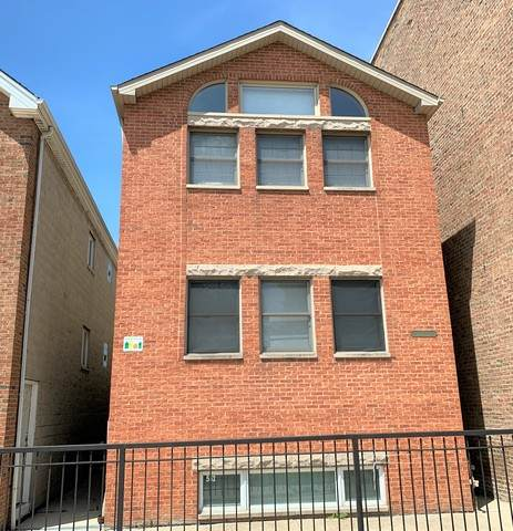 552 W 43rd Street, Chicago, IL 60609 (MLS #10797683) :: Angela Walker Homes Real Estate Group