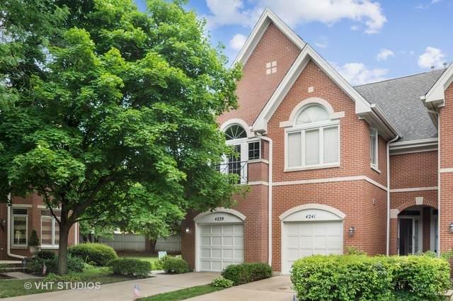 4239 W Highbridge Lane, Chicago, IL 60646 (MLS #10797881) :: John Lyons Real Estate