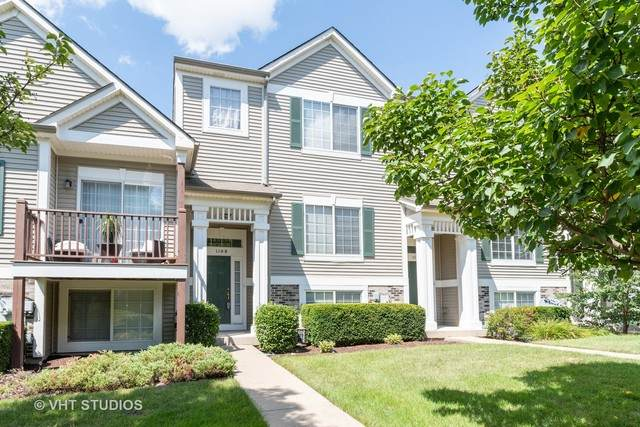 110 Enclave Circle B, Bolingbrook, IL 60440 (MLS #10797997) :: Littlefield Group