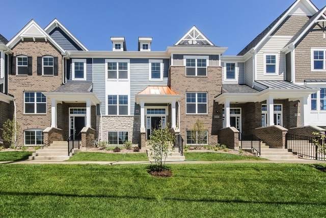 1939 Kingsley Lot #18.03 Circle, Northbrook, IL 60062 (MLS #10798276) :: John Lyons Real Estate