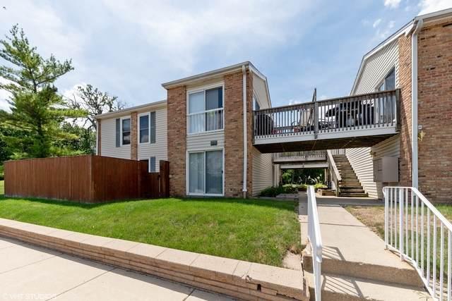 1850 Huntington Boulevard B, Hoffman Estates, IL 60169 (MLS #10798494) :: O'Neil Property Group