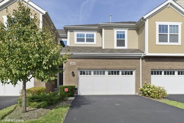 2368 N Brett Lane, Palatine, IL 60074 (MLS #10798654) :: John Lyons Real Estate