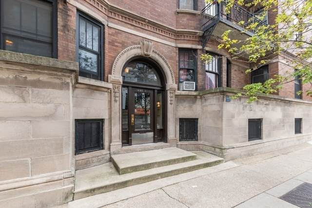 1655 E 55th Street #3, Chicago, IL 60615 (MLS #10799018) :: Angela Walker Homes Real Estate Group