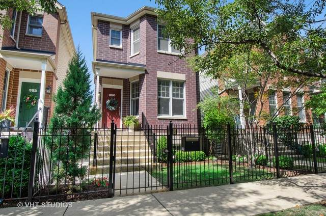350 W Scott Street, Chicago, IL 60610 (MLS #10799181) :: Angela Walker Homes Real Estate Group