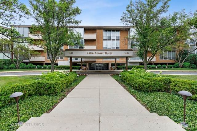 1301 N Western Avenue #228, Lake Forest, IL 60045 (MLS #10800405) :: The Wexler Group at Keller Williams Preferred Realty