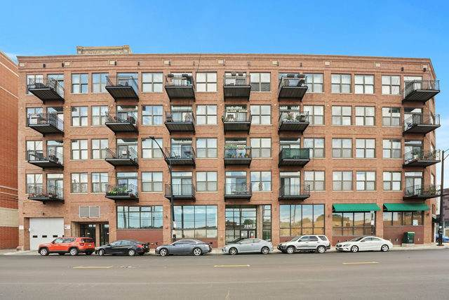2310 S Canal Street #505, Chicago, IL 60616 (MLS #10800651) :: John Lyons Real Estate