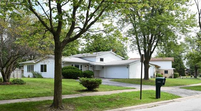22621 Imperial Drive, Richton Park, IL 60471 (MLS #10800794) :: Angela Walker Homes Real Estate Group