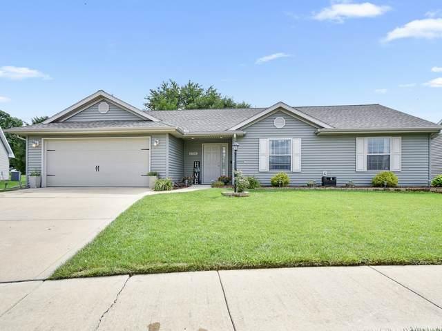 2706 Milford Drive, Urbana, IL 61802 (MLS #10801233) :: Ryan Dallas Real Estate