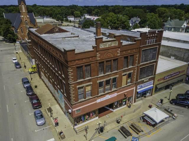 101 Madison Street, Pontiac, IL 61764 (MLS #10801802) :: John Lyons Real Estate