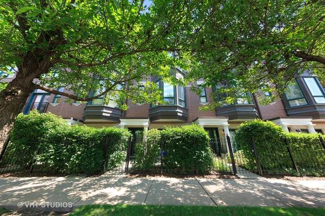 1215 N Sedgwick Street, Chicago, IL 60610 (MLS #10802303) :: Property Consultants Realty