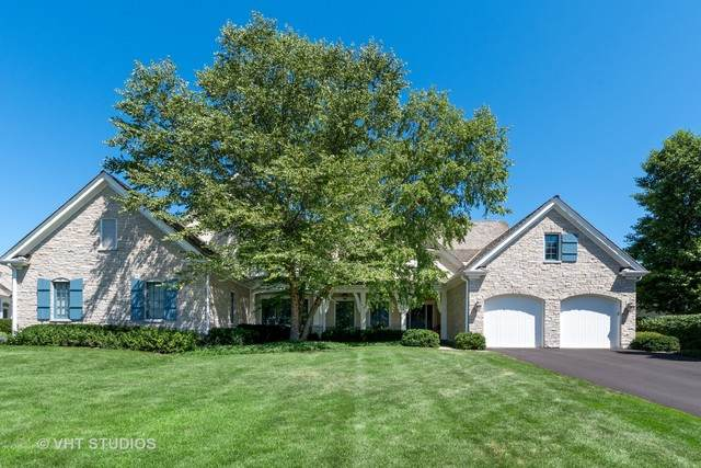 569 Greenway Drive, Lake Forest, IL 60045 (MLS #10803020) :: Littlefield Group