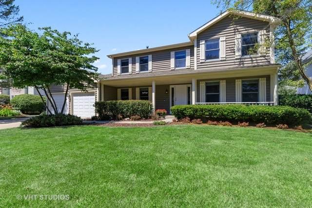 140 Adler Drive, Libertyville, IL 60048 (MLS #10804702) :: John Lyons Real Estate
