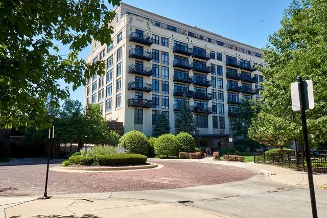 1524 S Sangamon Street 711S, Chicago, IL 60608 (MLS #10805053) :: John Lyons Real Estate