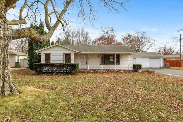 904 Walnut Street, Mahomet, IL 61853 (MLS #10805376) :: John Lyons Real Estate