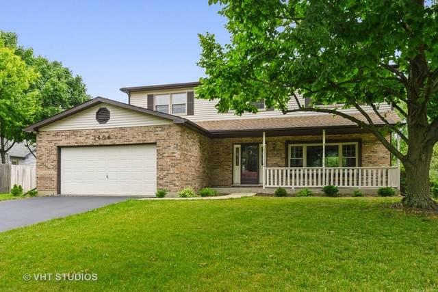 1404 Terrance Drive, Naperville, IL 60565 (MLS #10805523) :: John Lyons Real Estate