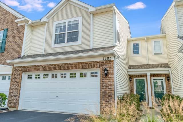 1483 Millbrook Drive, Algonquin, IL 60102 (MLS #10805801) :: Ryan Dallas Real Estate