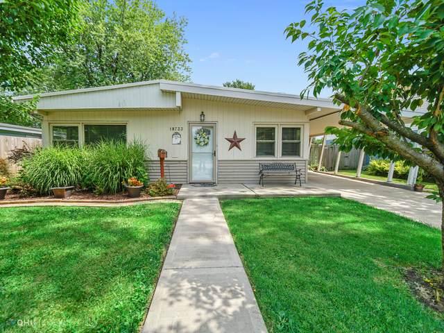 18733 Henry Street, Lansing, IL 60438 (MLS #10805804) :: Angela Walker Homes Real Estate Group