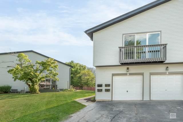 1886 Carnation Court D, Aurora, IL 60506 (MLS #10806046) :: John Lyons Real Estate