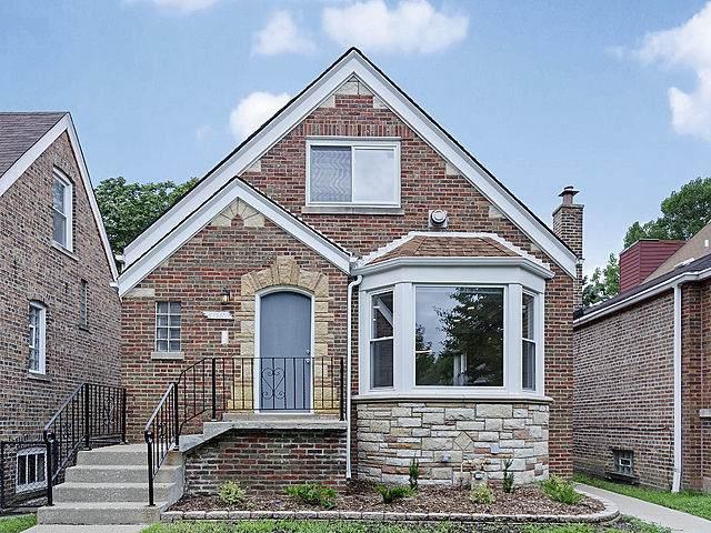 7736 S Throop Street, Chicago, IL 60620 (MLS #10806478) :: Angela Walker Homes Real Estate Group