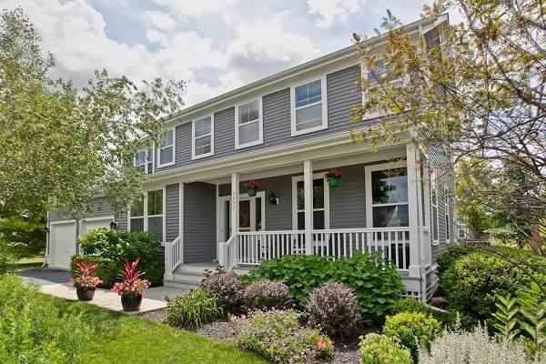 1571 Penstemon Court, Grayslake, IL 60030 (MLS #10808704) :: John Lyons Real Estate