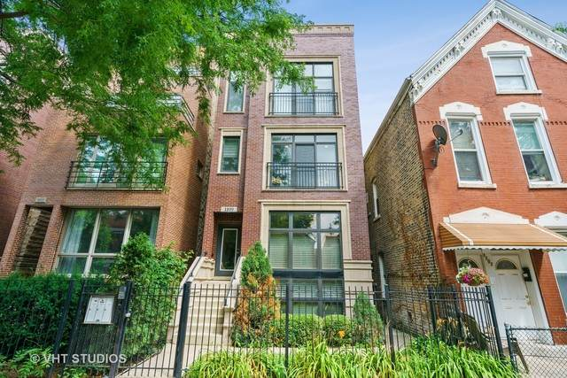 1109 N Hermitage Avenue #2, Chicago, IL 60622 (MLS #10808739) :: Property Consultants Realty