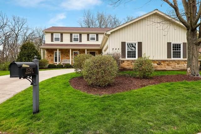 1S785 Ironwood Lane, Wheaton, IL 60189 (MLS #10808781) :: Angela Walker Homes Real Estate Group