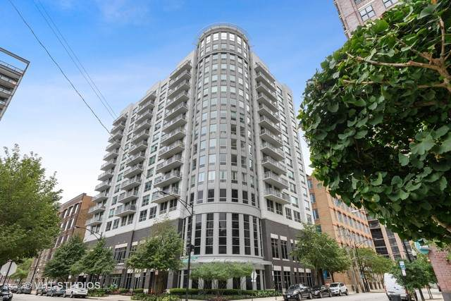 421 W Huron Street #601, Chicago, IL 60654 (MLS #10808816) :: Property Consultants Realty
