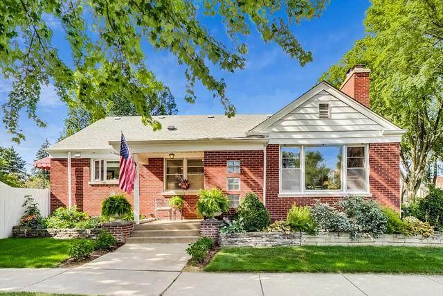 100 N Peck Avenue, La Grange, IL 60525 (MLS #10808892) :: John Lyons Real Estate