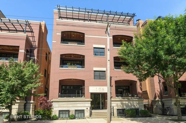 106 S Sangamon Street 1N, Chicago, IL 60607 (MLS #10809480) :: Property Consultants Realty