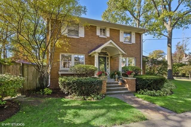 956 Vernon Avenue, Winnetka, IL 60093 (MLS #10809693) :: John Lyons Real Estate