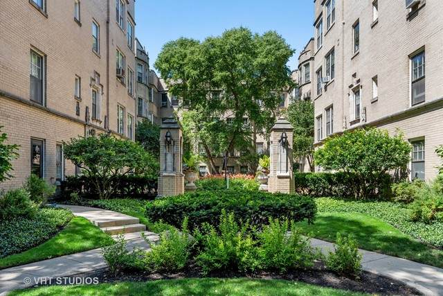 670 Hinman Avenue 3D, Evanston, IL 60202 (MLS #10810094) :: Angela Walker Homes Real Estate Group