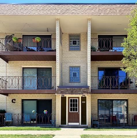 4540 N Linder Avenue 3C, Chicago, IL 60630 (MLS #10810101) :: John Lyons Real Estate