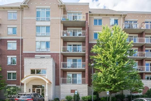 8300 Concord Drive #405, Morton Grove, IL 60053 (MLS #10810485) :: Helen Oliveri Real Estate