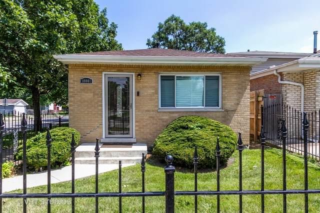 10001 S Lowe Avenue, Chicago, IL 60628 (MLS #10811535) :: John Lyons Real Estate