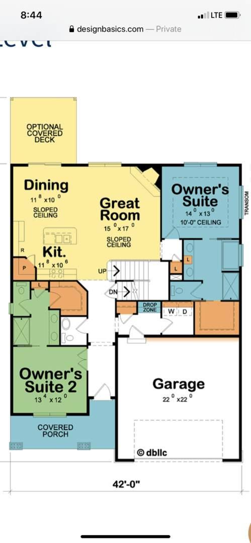 27365 W Deer Hollow Lane, Channahon, IL 60410 (MLS #10811885) :: Helen Oliveri Real Estate