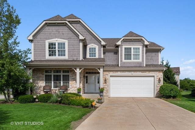 11 Daybreak Terrace, Buffalo Grove, IL 60089 (MLS #10811964) :: Angela Walker Homes Real Estate Group