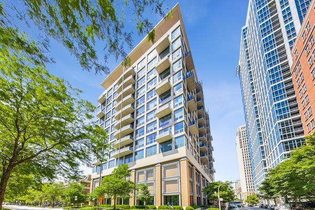 125 E 13th Street #705, Chicago, IL 60605 (MLS #10813259) :: John Lyons Real Estate