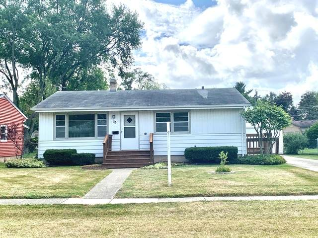 33 Wagner Drive, Cary, IL 60013 (MLS #10813458) :: Property Consultants Realty