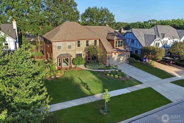 93 Hawkins Circle, Wheaton, IL 60189 (MLS #10813613) :: Lewke Partners
