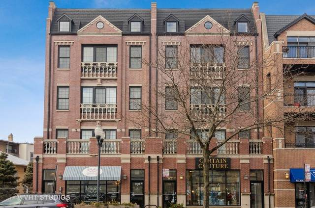 3722 N Lincoln Avenue 3N, Chicago, IL 60613 (MLS #10813893) :: Angela Walker Homes Real Estate Group