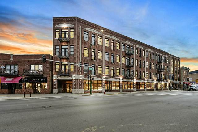 3755 N Racine Avenue 3D, Chicago, IL 60613 (MLS #10813939) :: John Lyons Real Estate
