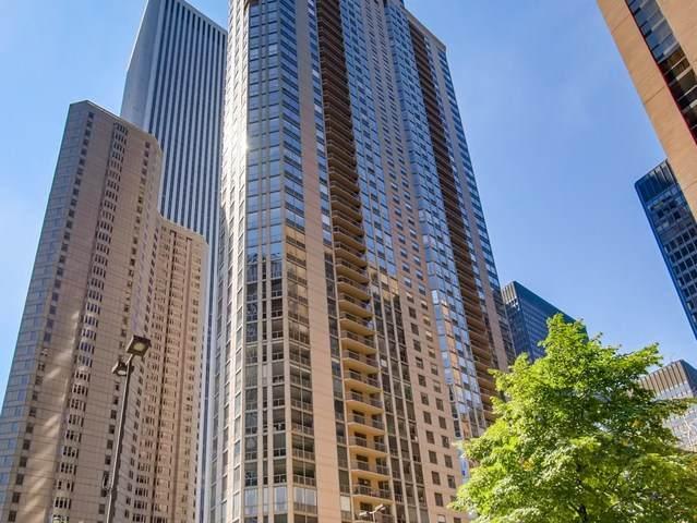 222 N Columbus Drive #4010, Chicago, IL 60601 (MLS #10814347) :: John Lyons Real Estate