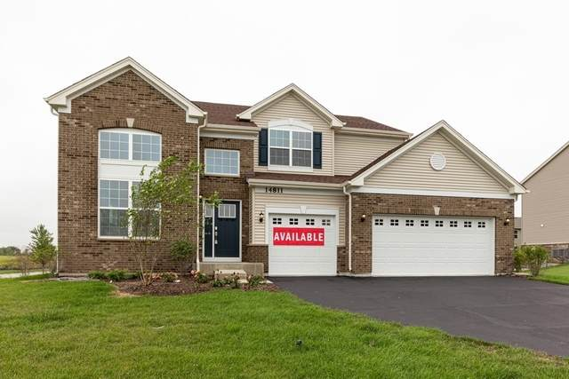 14811 W Baldwin Lane, Manhattan, IL 60442 (MLS #10814705) :: The Wexler Group at Keller Williams Preferred Realty